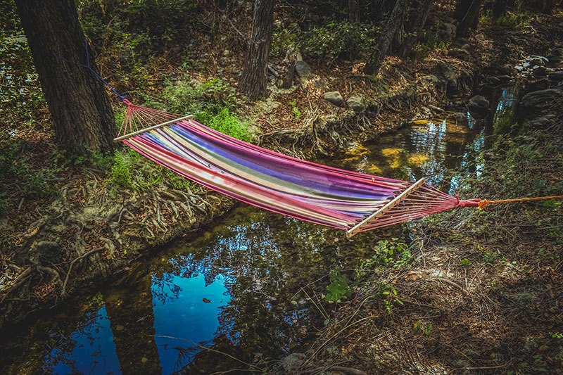 how to set up a hennessy hammock