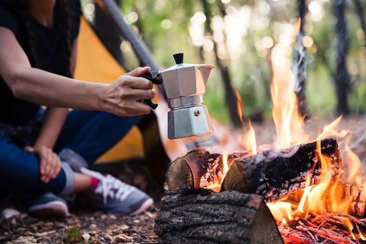 Know the Weather when tent camping